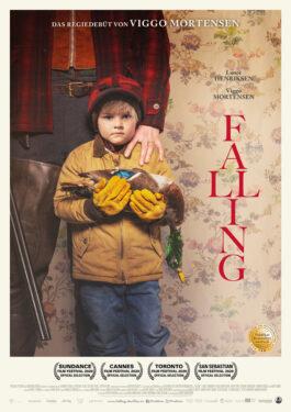 Falling Poster