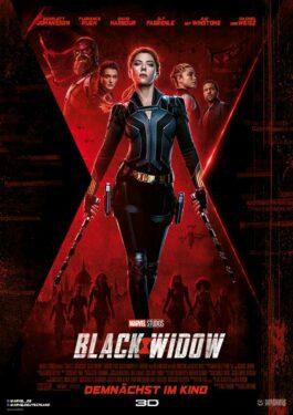 Black Widow Poster