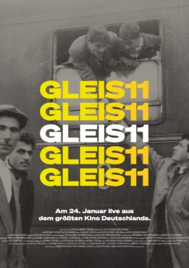 Gleis 11 Poster