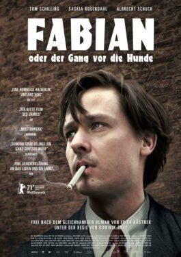Fabian oder Der Gang vor die Hunde Poster