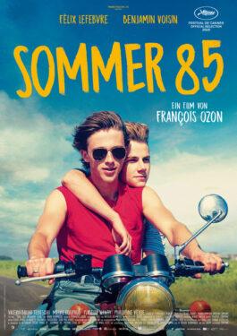 Sommer 85 Poster