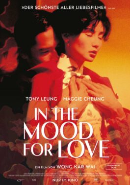 In the Mood for Love (OmU) Poster
