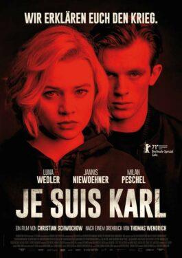 Je suis Karl Poster