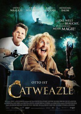 Catweazle Poster