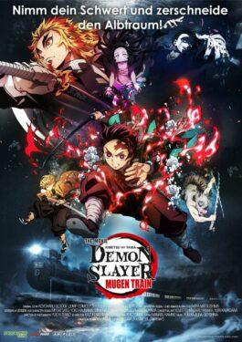 Demon Slayer - The Movie: Mugen Train Poster