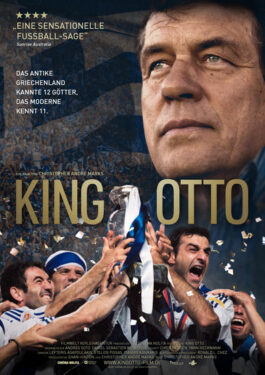 King Otto Poster