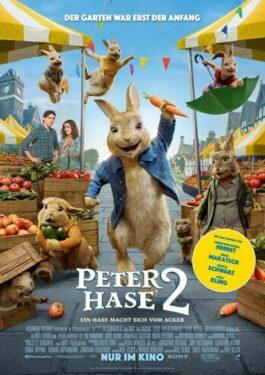 Peter Hase 2 - Ein Hase macht sich vom Acker Poster