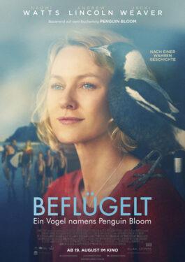 Beflügelt - Ein Vogel namens Penguin Bloom Poster
