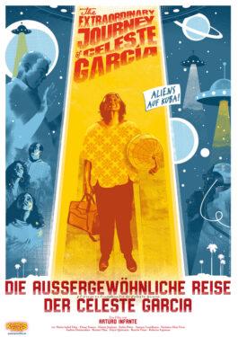 Die außergewöhnliche Reise der Celeste Garcia  Poster