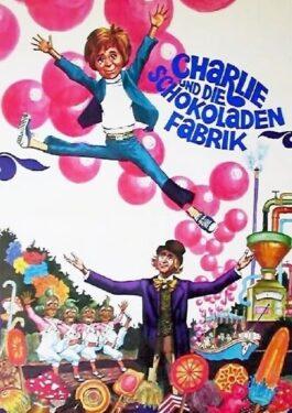Charlie und die Schokoladenfabrik (35mm-Projektion) Poster