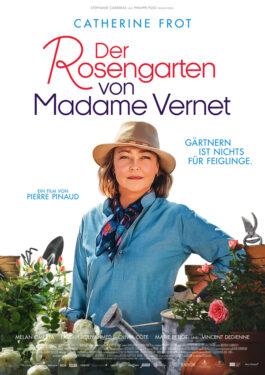 Der Rosengarten von Madame Vernet Poster