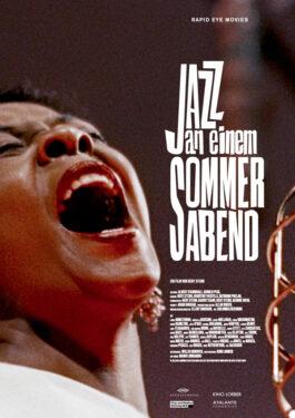 Jazz an einem Sommerabend  Poster