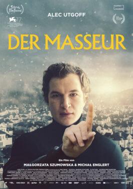 Der Masseur Poster