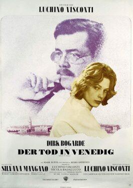 Tod in Venedig (35mm-Projektion) Poster