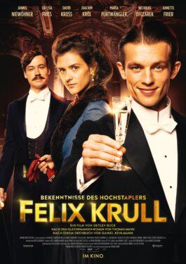 Bekenntnisse des Hochstaplers Felix Krull Poster