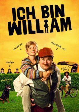 Ich bin William Poster