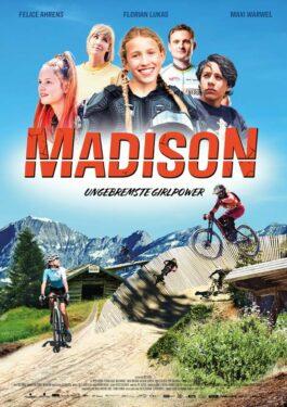 Madison - ungebremste Girlpower Poster