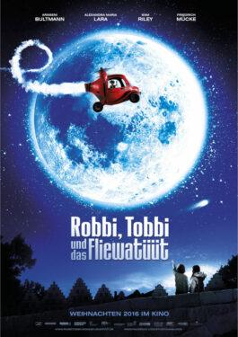 Robbi, Tobbi und das Fliewatüüt Poster