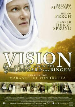 Vision - Hildegard von Bingen Poster