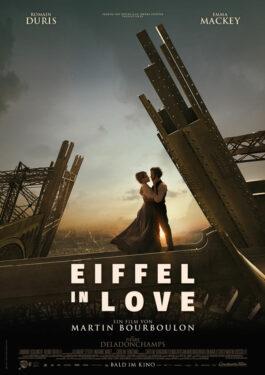 Eiffel in Love Poster