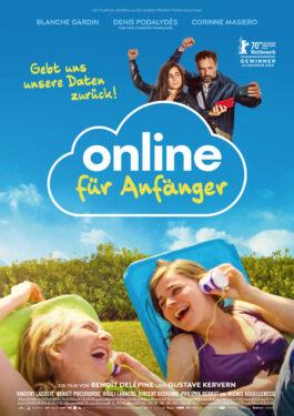 Online für Anfänger Poster