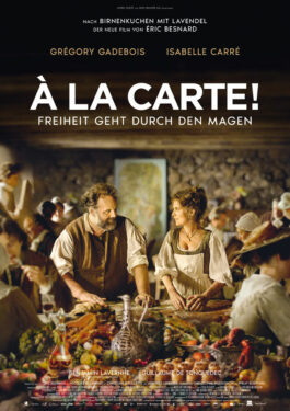 A la Carte! - Freiheit geht durch den Magen Poster
